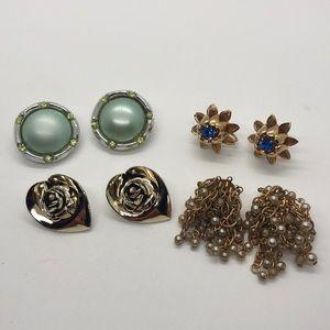 Lot of Vintage Earrings